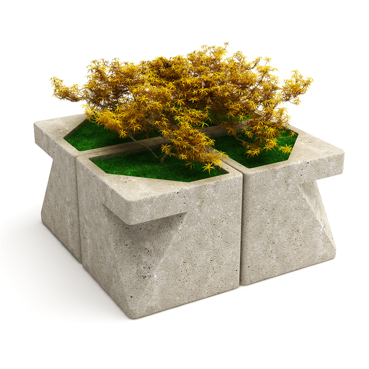 Alpen Concrete Block Series