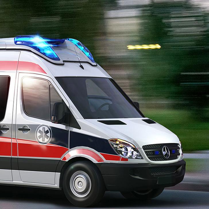 Ambulance Warning & Lighting System