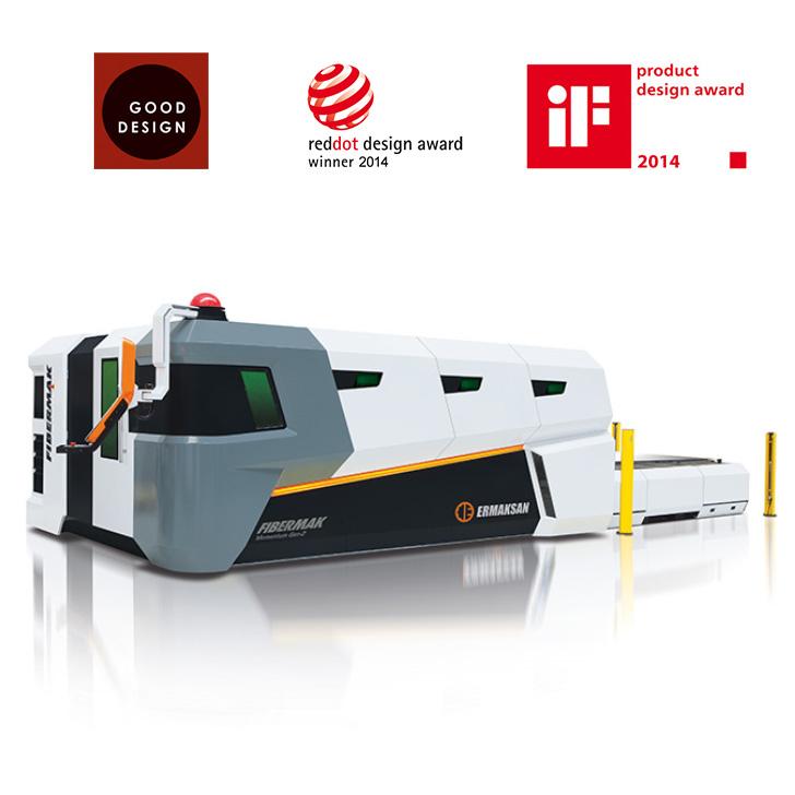Fibermak Fiber Laser Cutting Machine