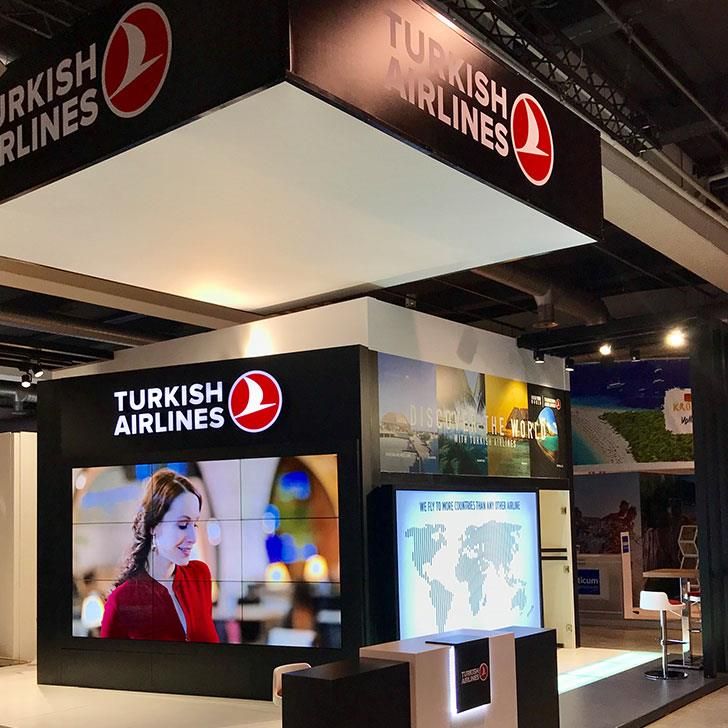 Turkish Airlines Fespo Trade Fair, Zurich