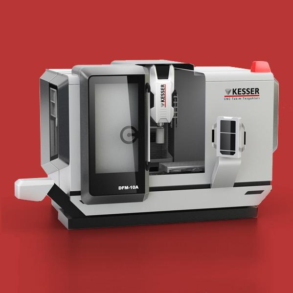DFM-10 CNC Milling Machine