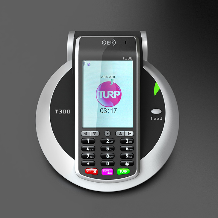 TURP Digital Wallet