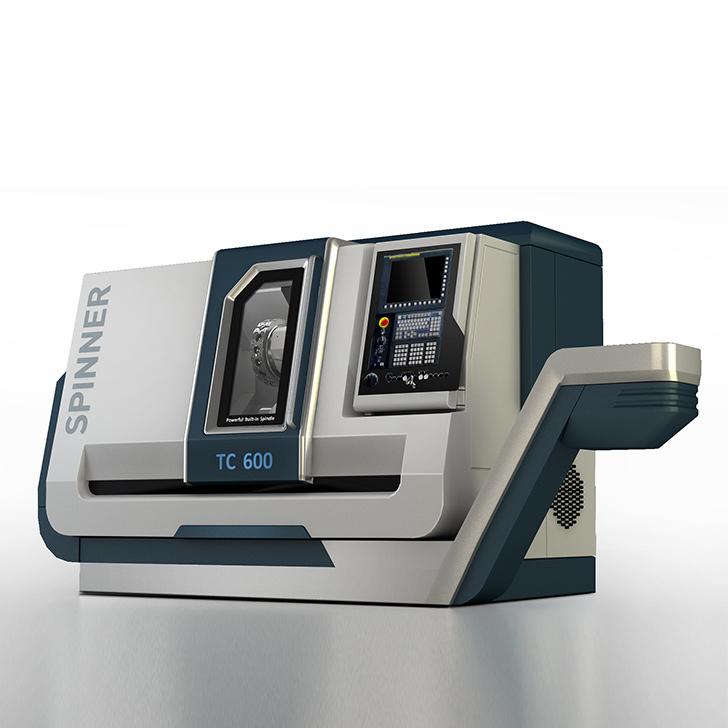 TC-600 CNC Turning Machine