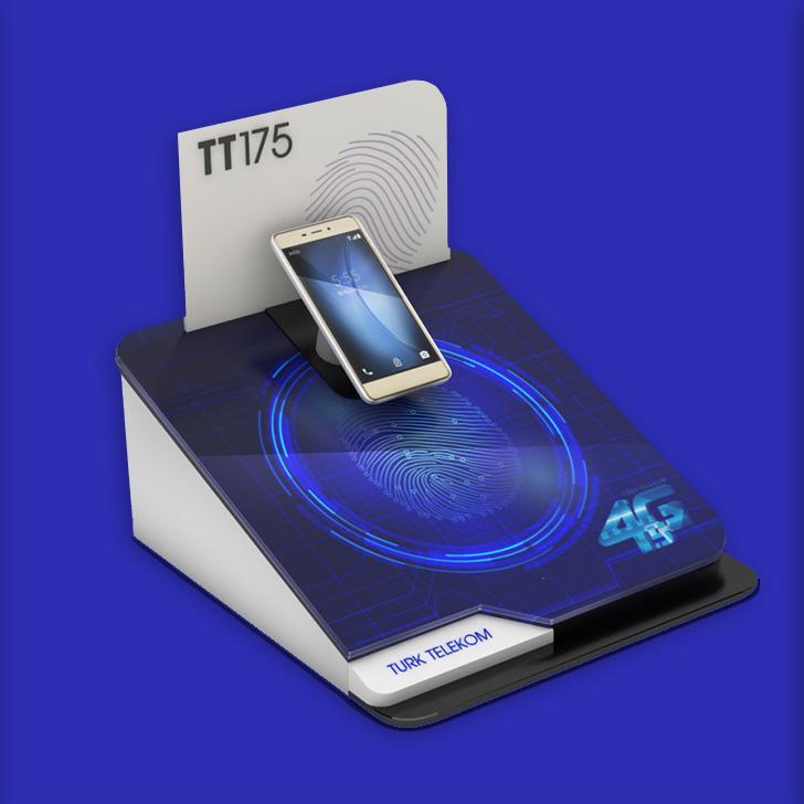 Turk Telekom Phone POP