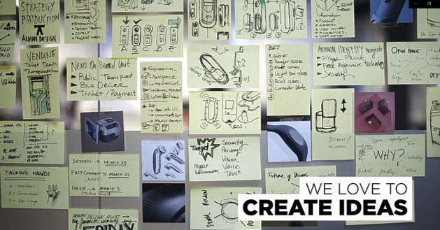 Design Strategies : Creative Research & Analysis