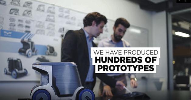 Design Strategies : Production of Test Prototypes