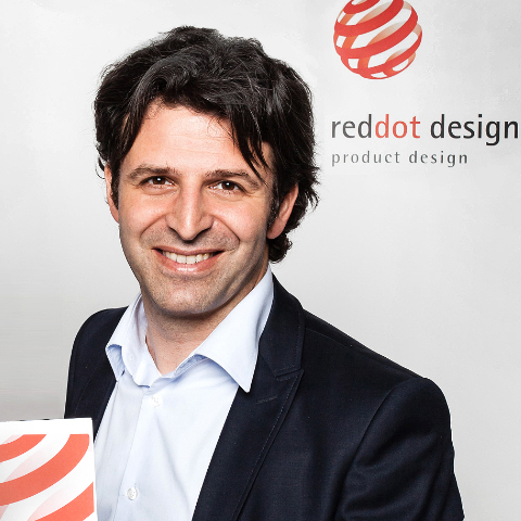 Murat Armağan Red Dot Design