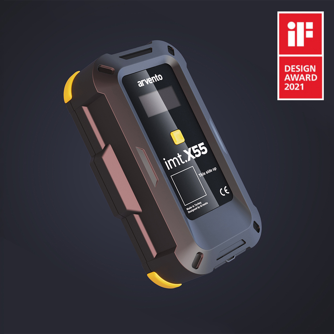 IMTx55 Container Tracking Device